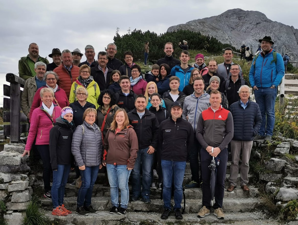 Vereinsausflug nach Berchtesgaden
